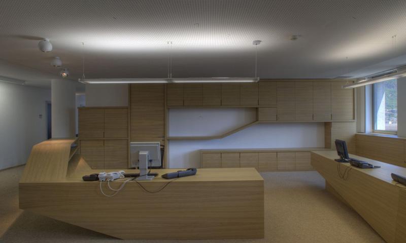 Progetti brennercom arredamento d ufficio bolzano for Arredamento bolzano