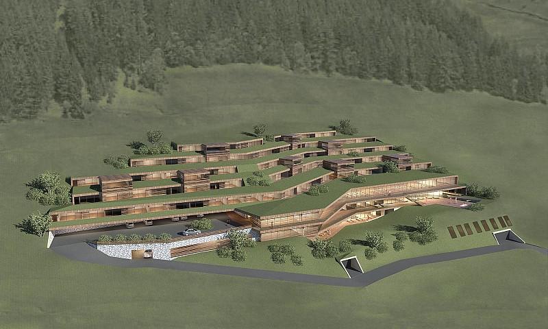 Valle Aurina Hotel  Stelle
